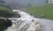 Силна буря предизвика сериозни наводнения в Южна Франция