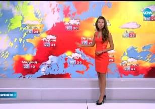 Прогноза за времето (01.07.2015 - централна)