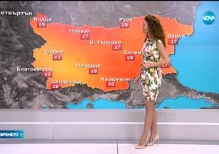 Прогноза за времето (02.07.2015 - обедна)