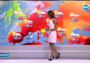 Прогноза за времето (03.07.2015 - централна)