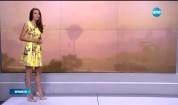 Прогноза за времето (03.08.2015 - обедна)