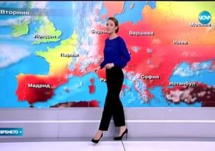 Прогноза за времето (04.08.2015 - обедна)