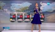 Прогноза за времето (09.10.2015 - сутрешна)