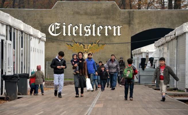 Бежански лагер в Германия