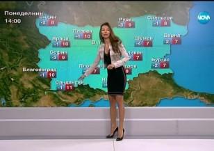 Прогноза за времето (07.02.2016 - централна емисия)