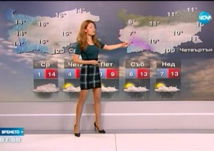 Прогноза за времето (10.02.2016 - сутрешна)