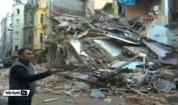 Пететажна сграда се срути в Истанбул