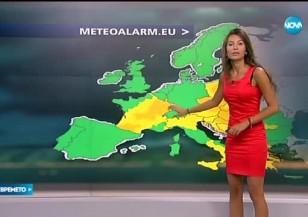 Прогноза за времето (25.06.2016 - обедна емисия)