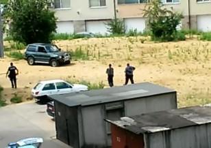 Обир, престрелка и преследване в столицата