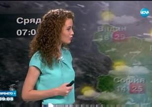 Прогноза за времето (29.06.2016 - сутрешна)