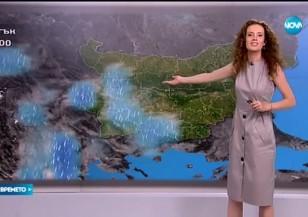 Прогноза за времето (01.07.2016 - обедна)