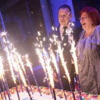 """""""Лев Инс"""" събра елита на рождения си ден"""