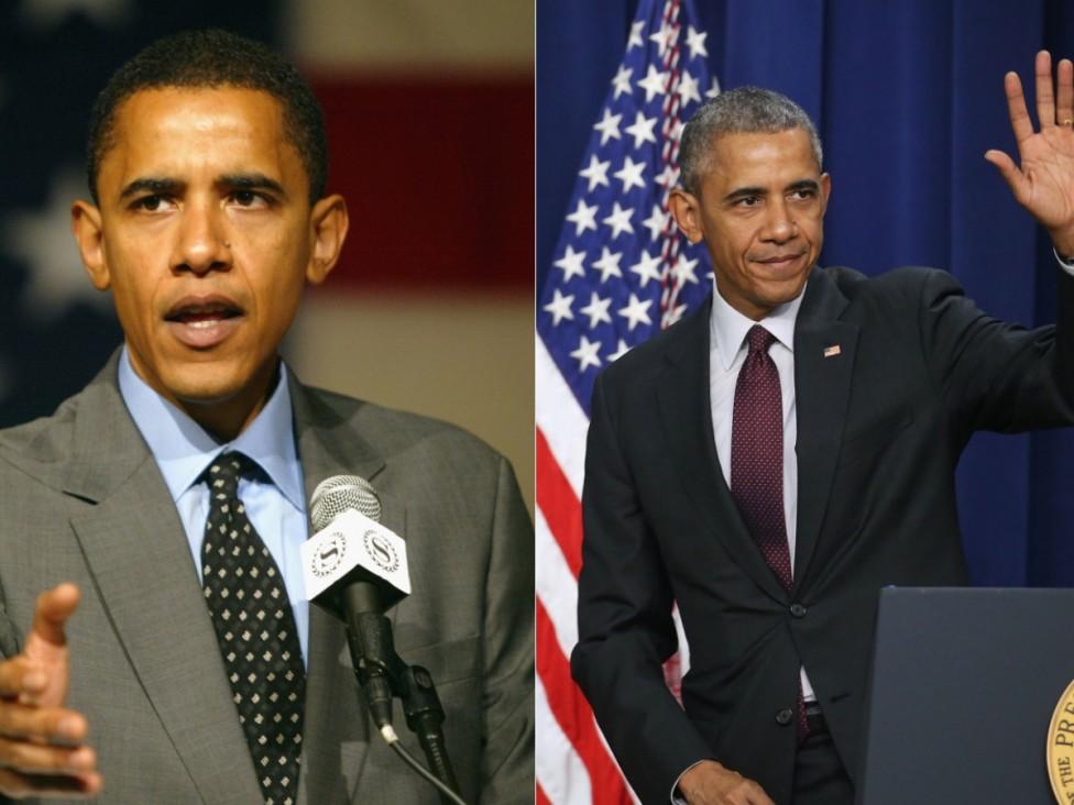 - Барак Обама - 44-и президент на САЩ от 2008 г. до 2016 г.