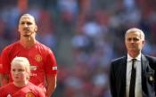 Дебютът на Моуриньо и Ибра в Юнайтед бе успешен