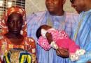 """Жена, избягала от """"Боко Харам"""" и бебето ѝ"""