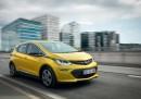 Opel Ampera-e с пробег над 400 км
