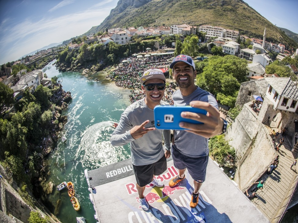 - Световните серии Red Bull Cliff Diving
