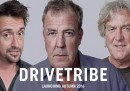 Светата троица пусна мрежата DriveTribe