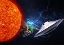 НЛО около Слънцето, защо падна самолетът в Меделин и..
