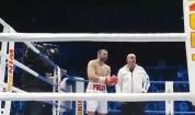Тервел Пулев - готов за ударите на съперника си Томислав Рудан