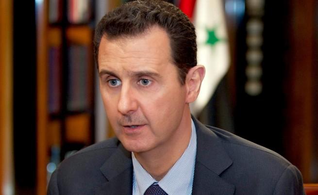Асад: Ако не победим, Близкият изток може да бъде разрушен