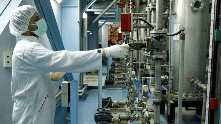 МААЕ: Иран започна да прилага сделката по ядрения въпрос