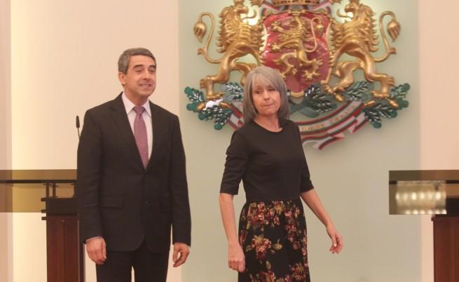 Попова: Президентската институция трябва да обединява и да помирява