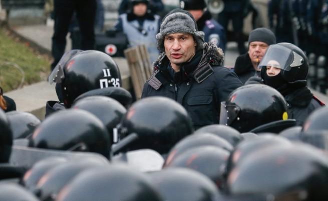 Виталий Кличко: Властите обявиха война на народа