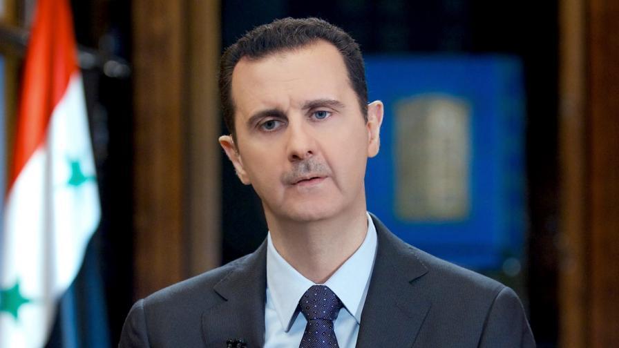 "Асад имал уговорка с ""Ал Кайда"""