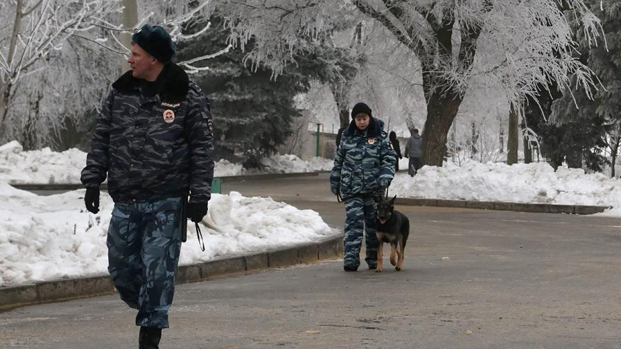 В Сочи издирват три предполагаеми терористки