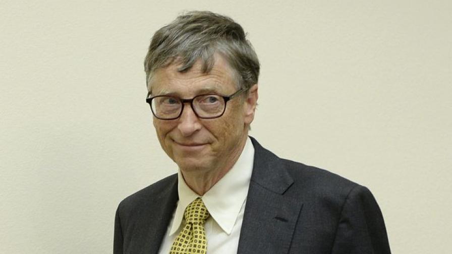 Бил Гейтс: През 2035 г. вече няма да има бедни страни