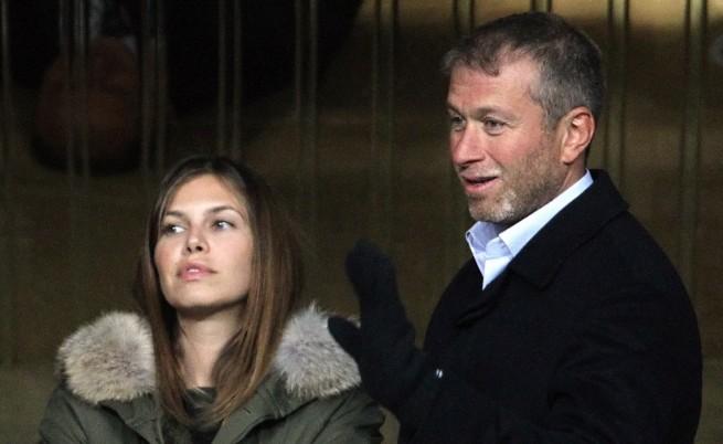 Даря и Роман през октомври 2010 г.