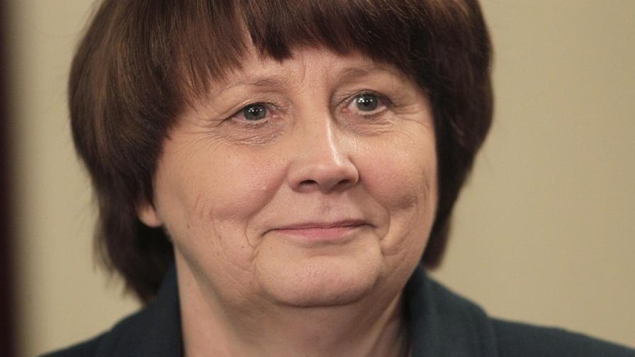 Латвия за пръв път има министър-председател жена