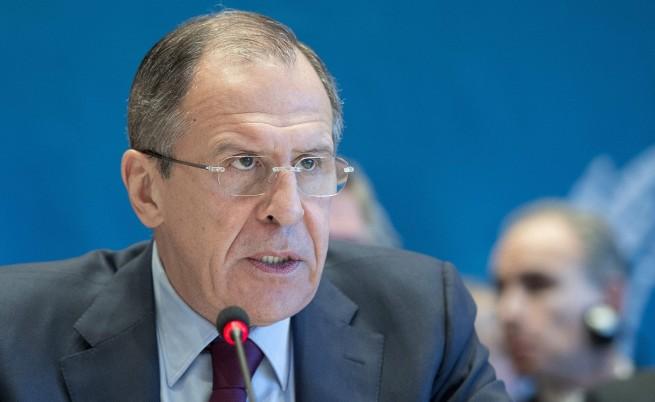 Лавров предупреди САЩ заради закона за санкциите срещу Русия