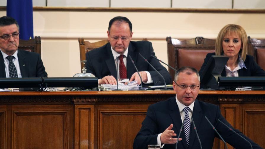Парламентът прие на първо четене новия Изборен кодекс