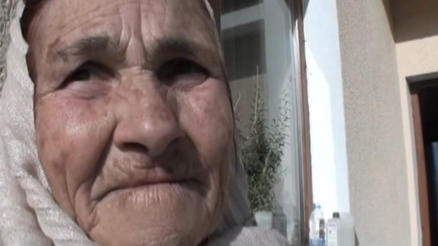Майката на Ахмед Доган проговори пред камерата