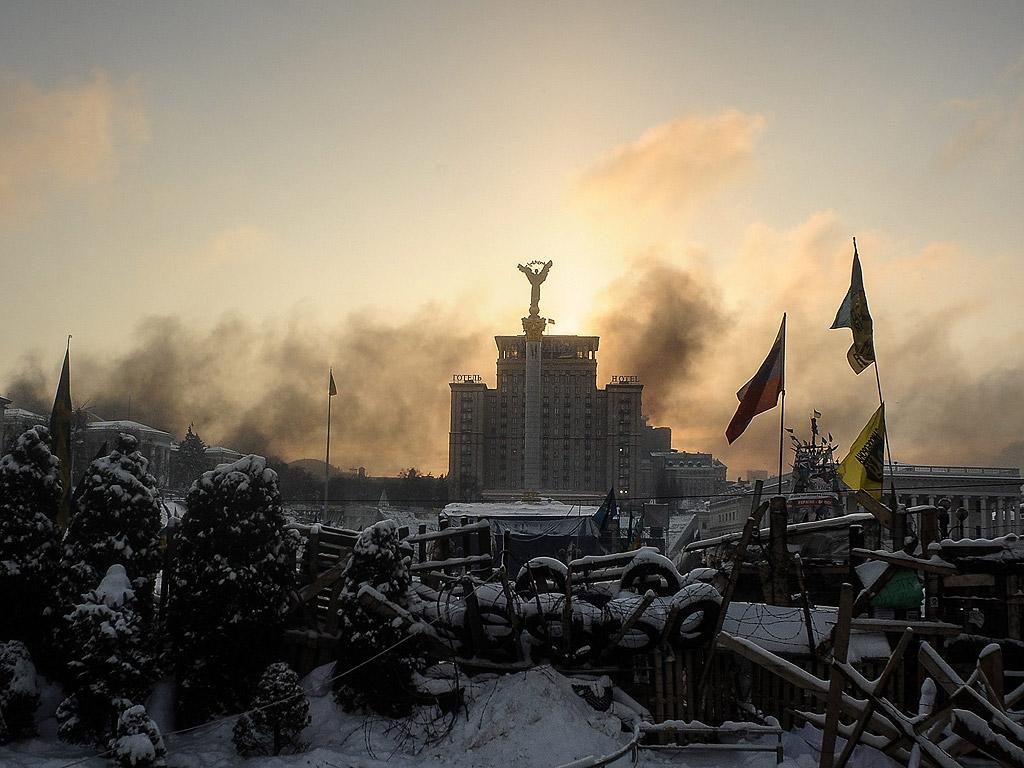 Крехко промирие в Киев или затишие преди бурята