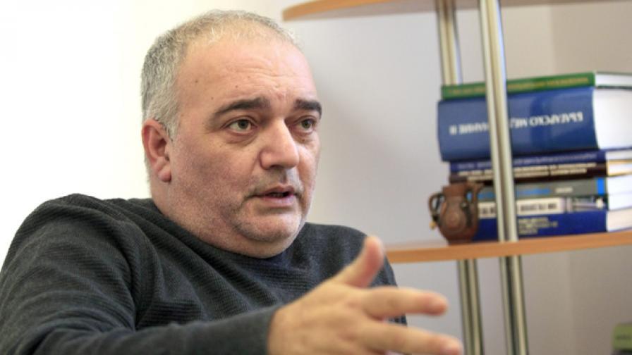 Бабикян за Борисов: Комедия с елементи на трагедия