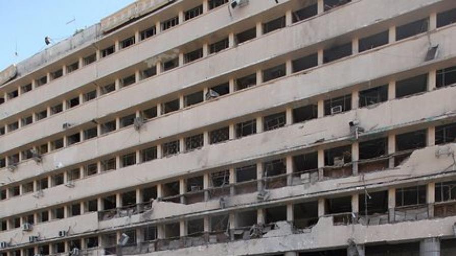 Пореден взрив в Кайро