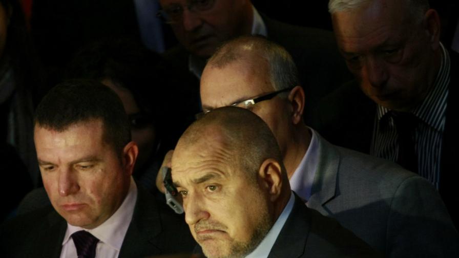 Борисов обвини Станишев и Местан в подслушване