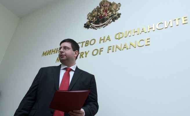 Чобанов се похвали с изпълнението на бюджет 2013
