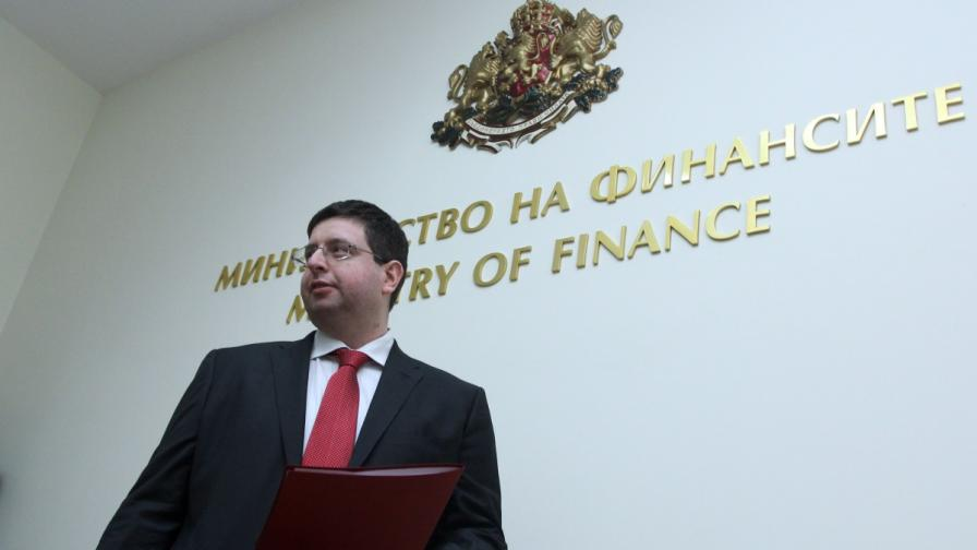 """Чобанов пред """"Телеграф"""": Проблеми с бюджета няма"""