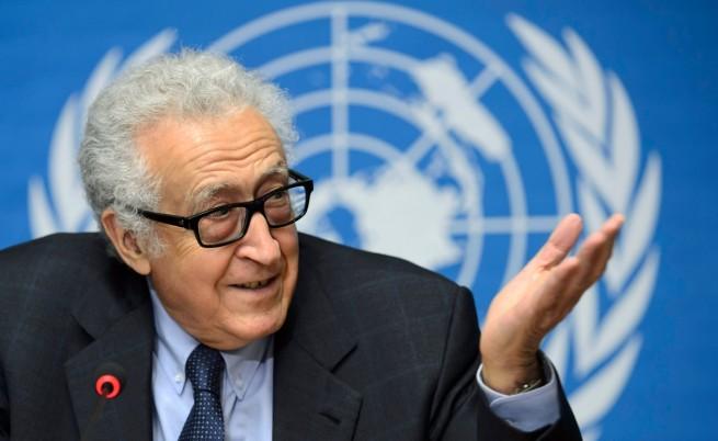 Лахдар Брахими: Първите междусирийски преговори са скромно начало, но все пак са начало