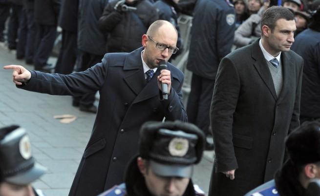 Опозицията в Украйна: Готови сме за властта