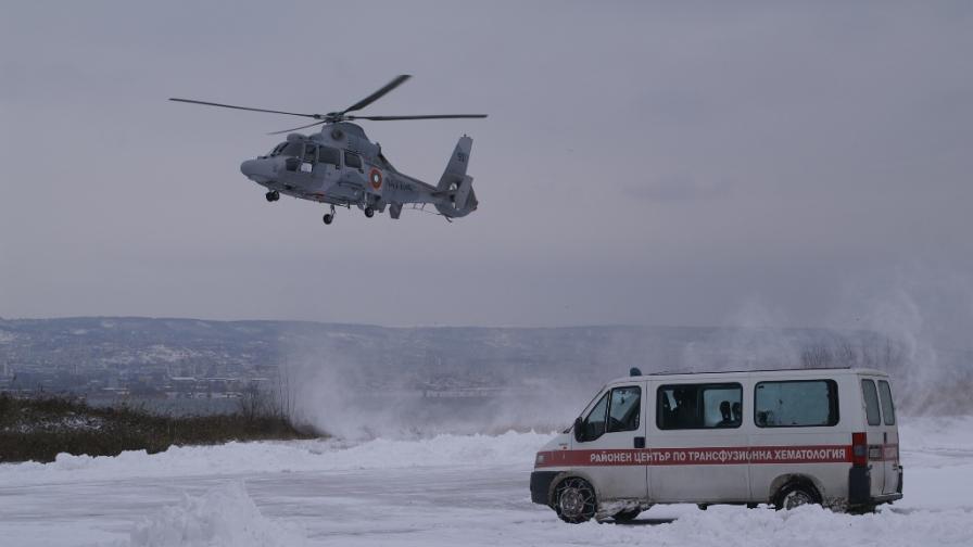 Здравното министерство ще връща санитарната авиация