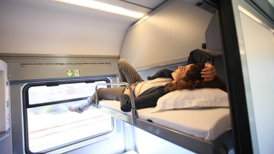 БДЖ ще купува нови влакове за 150 млн. лв.