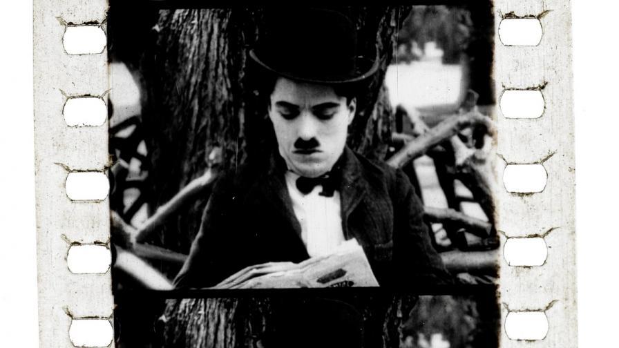 Издадоха единствената повест на Чарли Чаплин