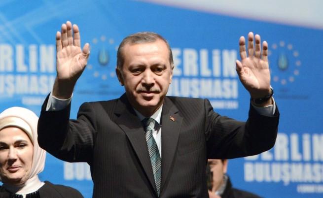 Турция засили контрола върху интернет