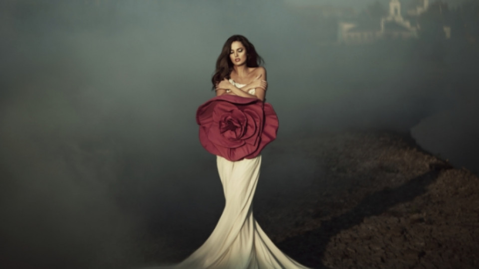 Жената завоевател - оригиналът