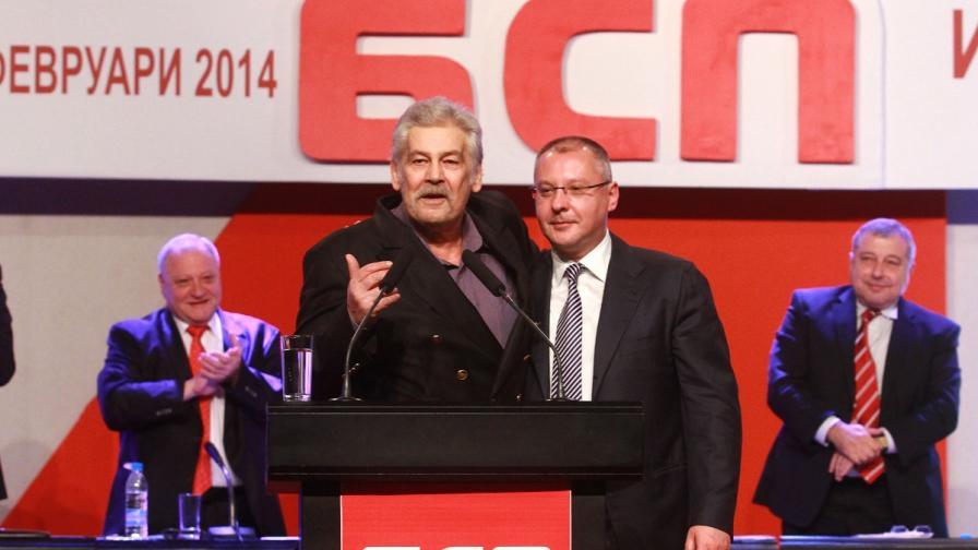 Стефан Данаилов е разочарован от действията на Първанов
